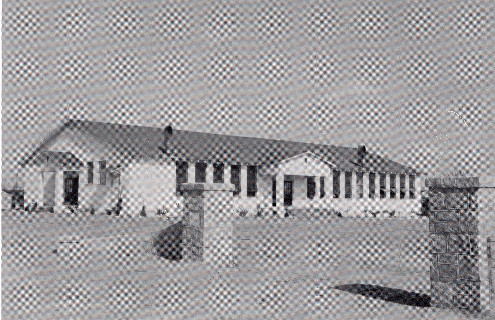 Bethel School about 1953.