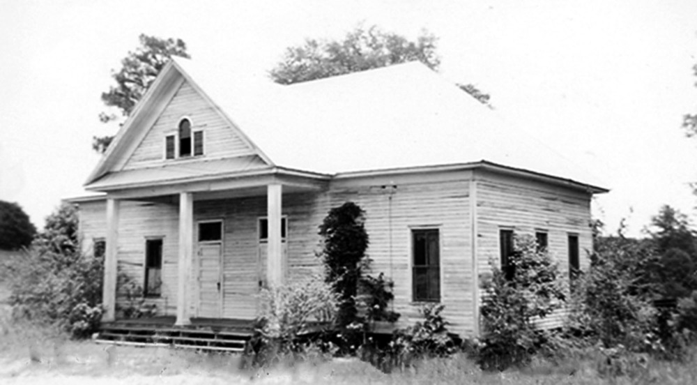 Fairlawn School about 1932.  Photo courtesy of SC Department of Archives and History.