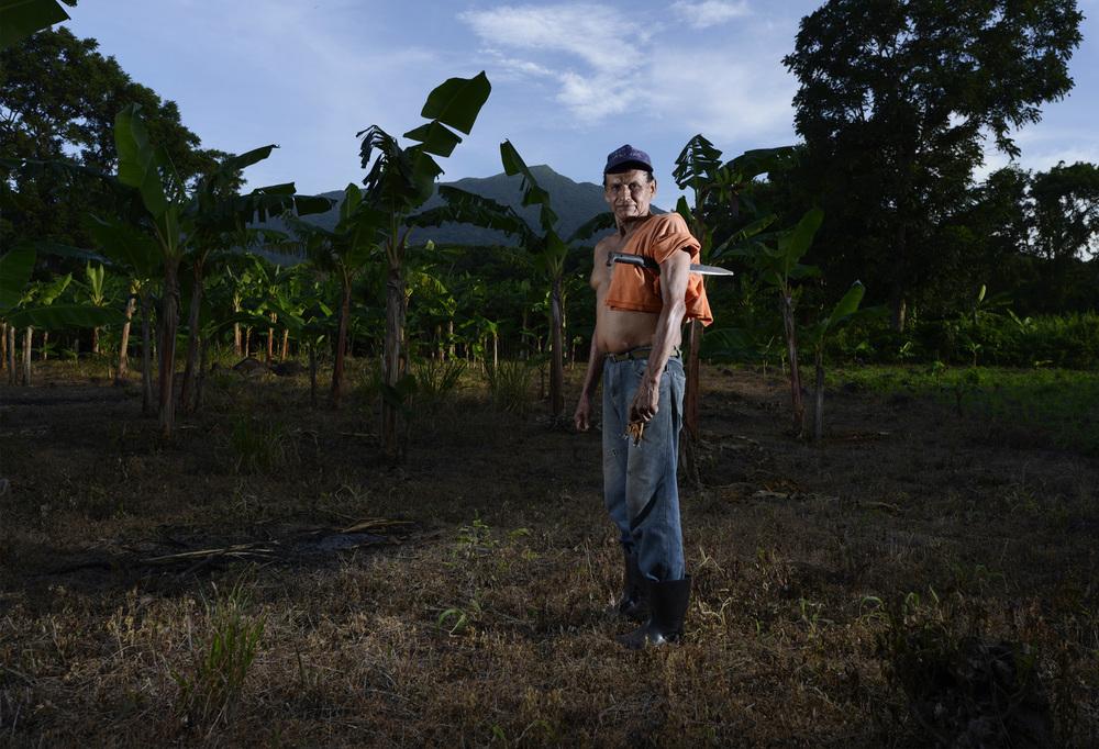 Machete #51  Ometepe, Nicaragua
