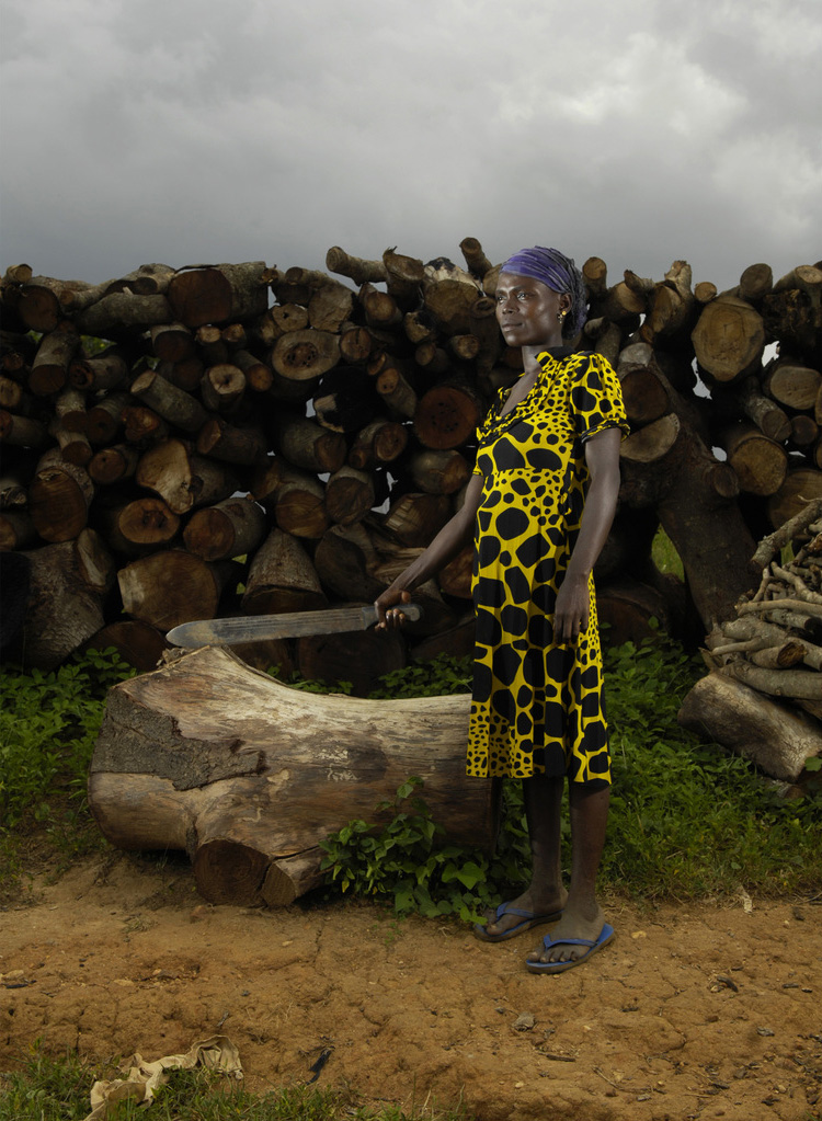 Machete #13  Anagada, Nigeria