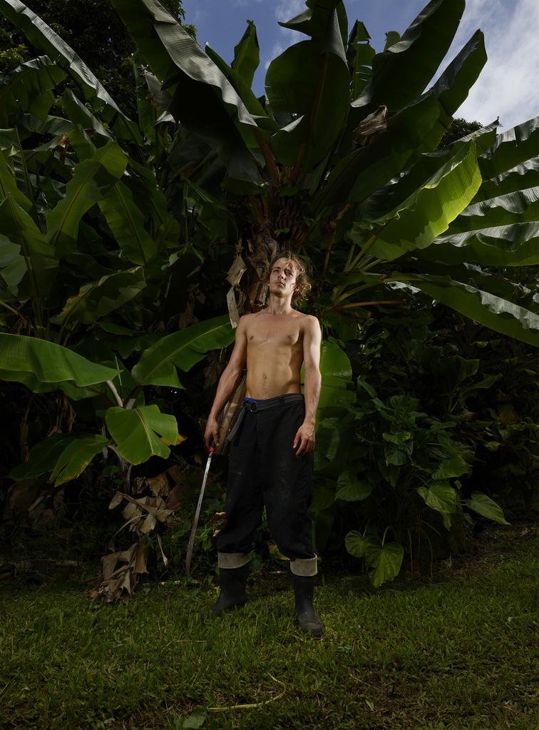 Machete #74  Hana, Maui, Hawaii