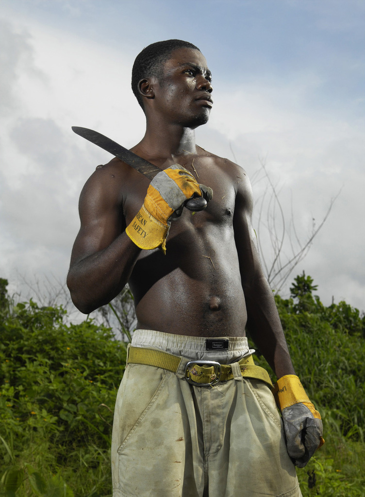 Machete #14  Uyo, Nigeria