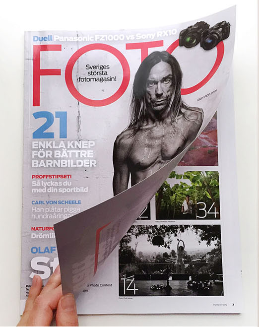 FOTO Magazine - The Swedish photo magazine
