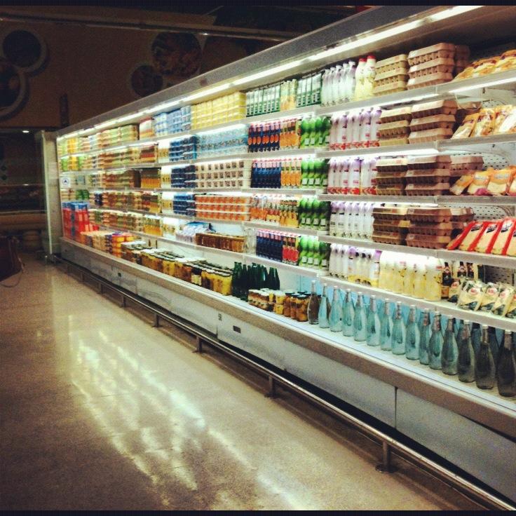 Supermarket shelves set!!!