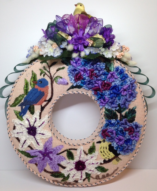 BB 128 Summer Wreath