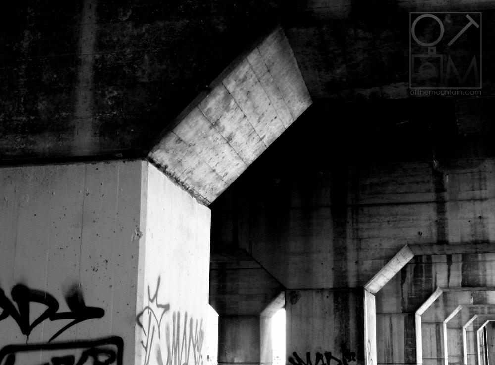 JFK Blvd Overpass
