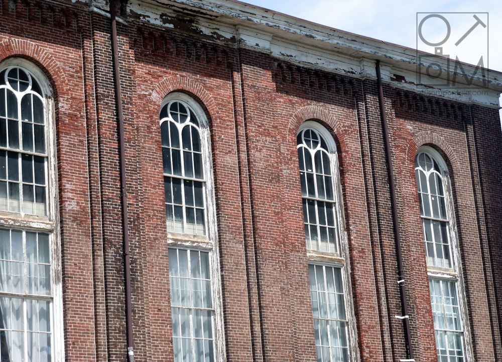 Philly - South - Church Windows
