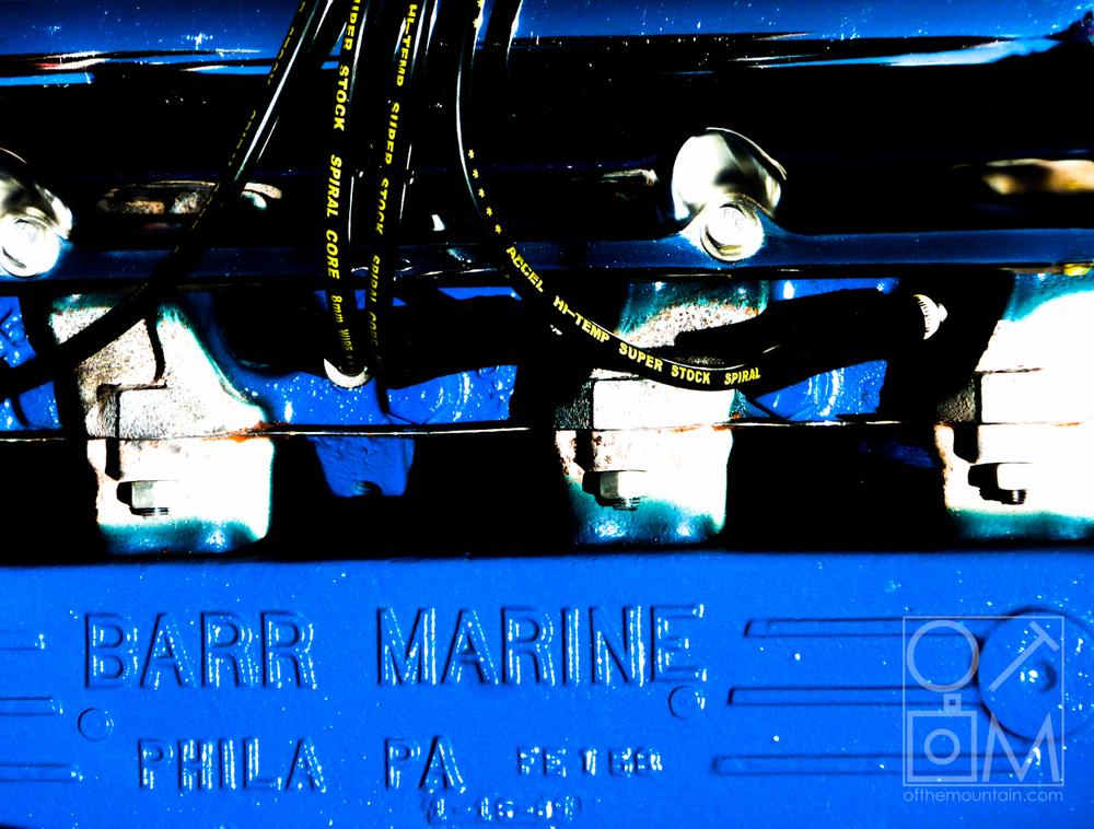 Idaho - Coeur d'Alene - Boatshow - Barr Marine