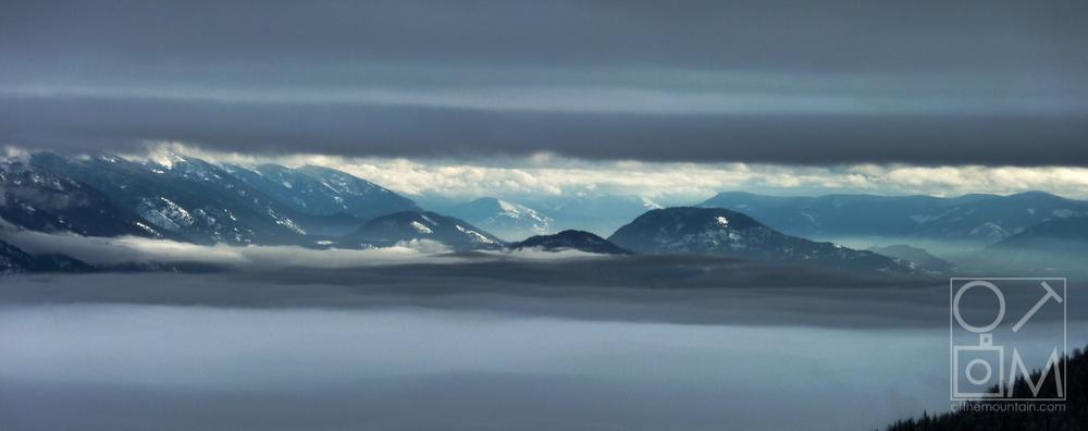 Idaho - Sandpoint - Storm