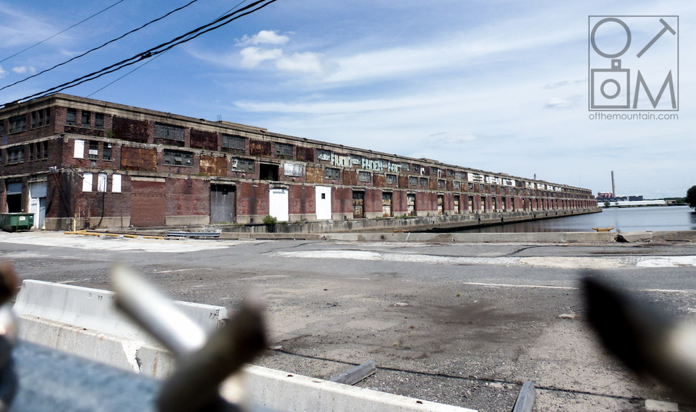 Philly - Naval Yard - Docks
