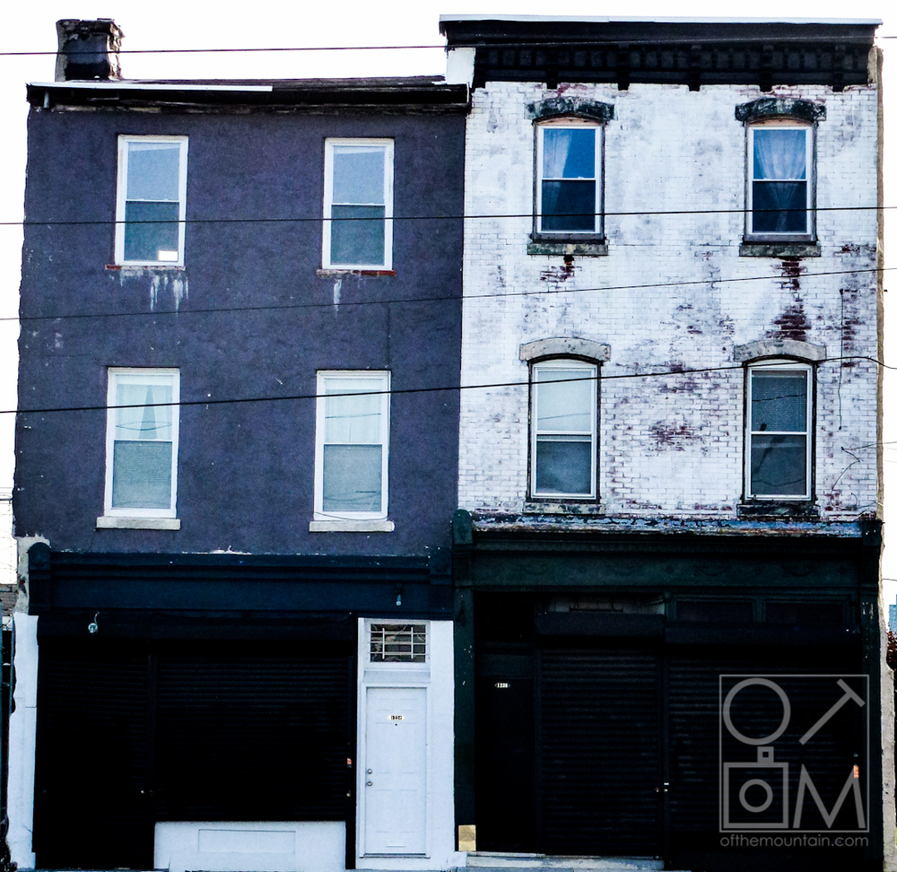 Philly - Gerard - Two Houses