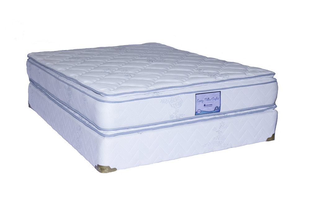 Yes! This is a two-sided pillow top mattress.  They do exist!
