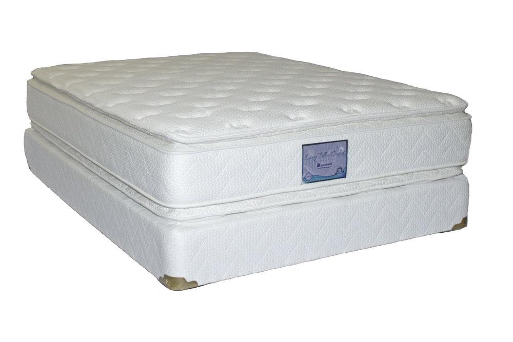 Still a two sided pillow top mattress