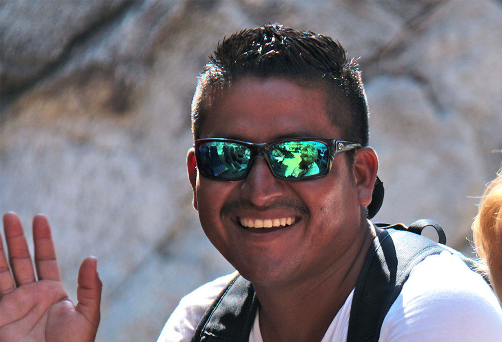 Crisanto Fishing Huatulco