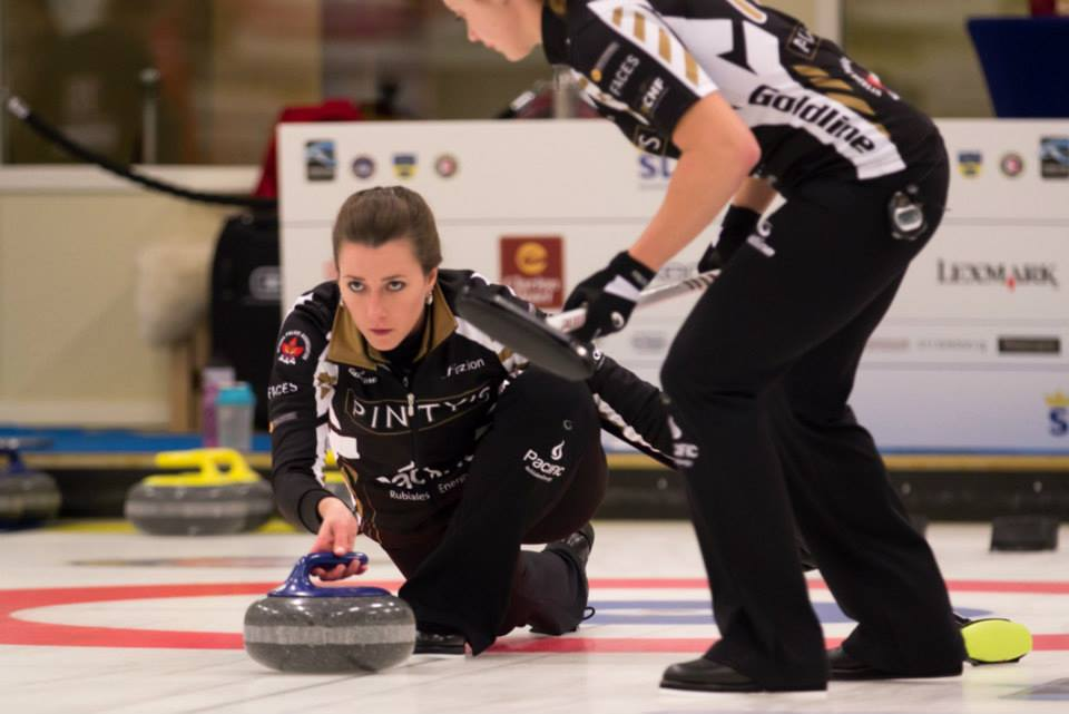 Image: Stockholm Ladies Curling Cup