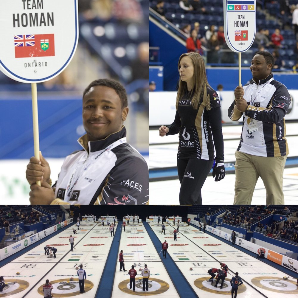 Photos: Anil Mungal / Grand Slam of Curling