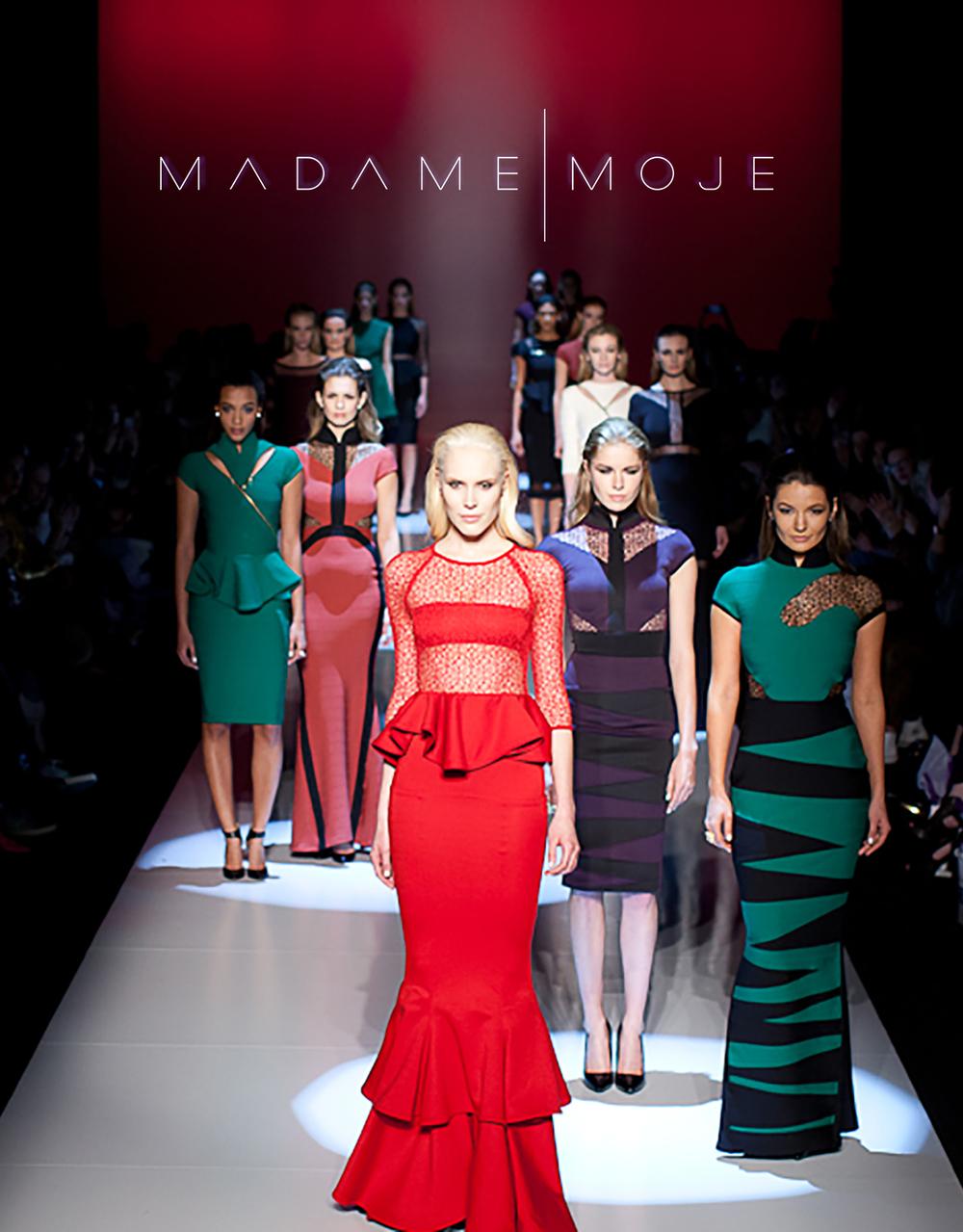 World MasterCard Fashion Week , Toronto, March 2014