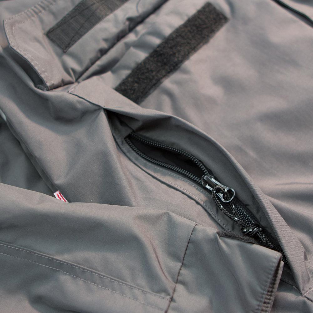 111 Parka Pocket Detail