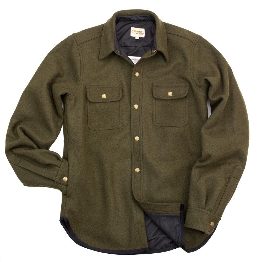 Adirondack Shirt Jacket