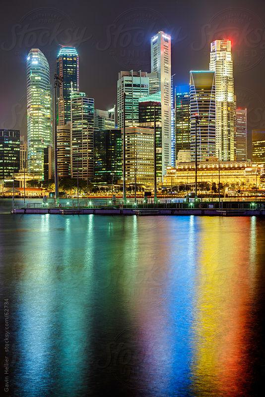Reciprocus Headquarter city, Singapore