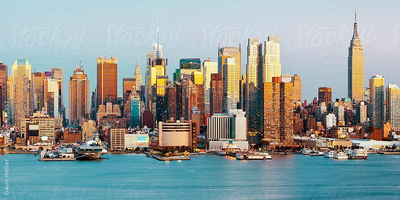 Reciprocus Americas Headquarters, New York City's Empire State Building
