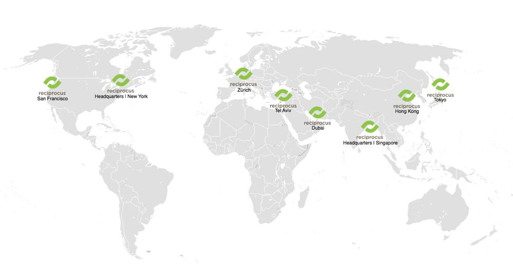Reciprocus International Map.png
