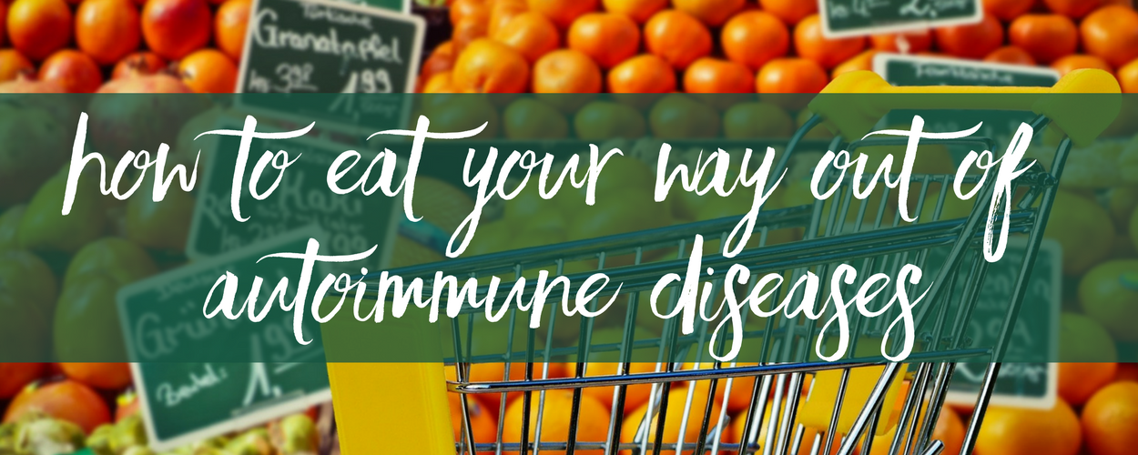 HEALING HEROES - HOW TO EAT YOUR WAY OUT OF AUTOIMMUNE