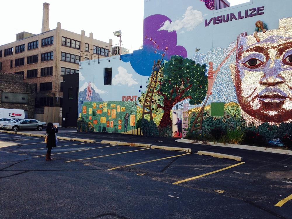MetPhorest mural