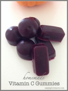 Homemade Vitamin C Gummies by Eat Play Love More