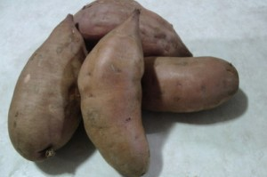 How to preserve yams by Annie's Place