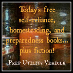 Free homestead/DIY etc. ebooks by Prep Utility Vehicle