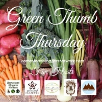 Green Thumb Thursday Blog Hop by Homestead Lady