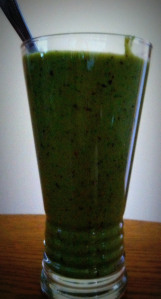 Green Smoothie by Taste and See