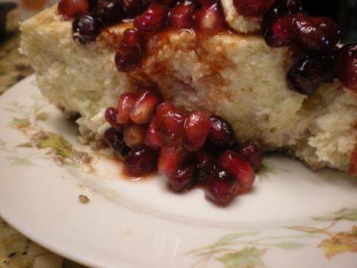 Lemon Balm Cheesecake Recipe — Mama Rosemary