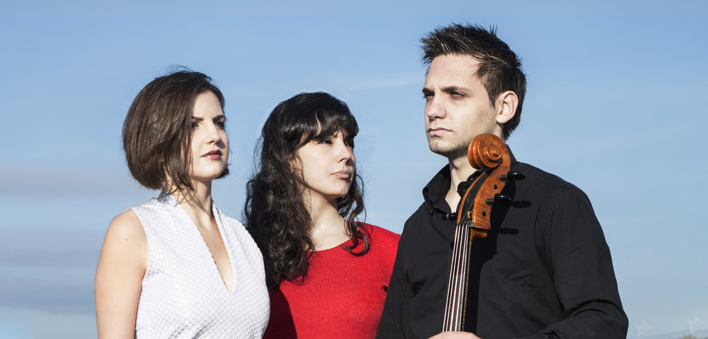 CONCERT | Trio Immersio | February 13, 2018 – 6.30pm