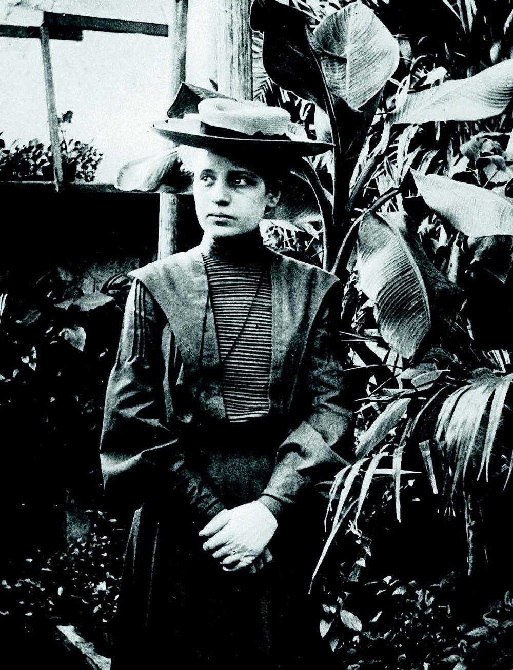 Photo (c) Sophie: A Digital Library of Works by German-Speaking Women (sophie.byu.edu)