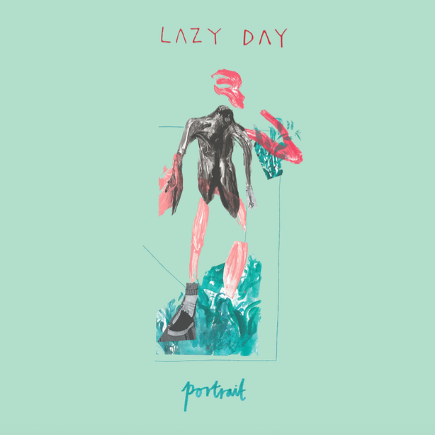 "Lazy Day - 'Portrait' 7"" - £4.99"