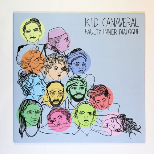 Kid Canaveral's 'Pale White Flower' — Lost Map Records