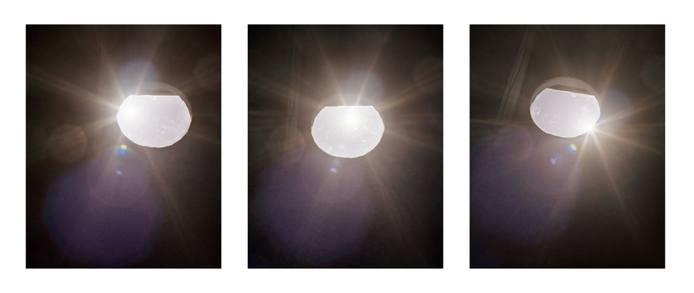 attempts at spectrographs, or an eclipse for albert