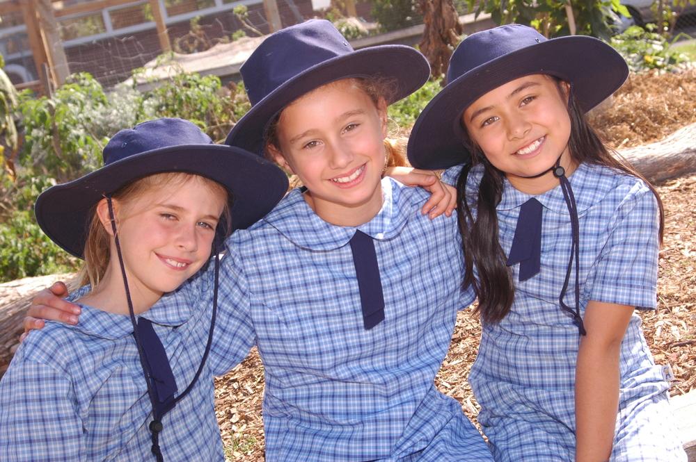 Uniforms White White School Uniform Which