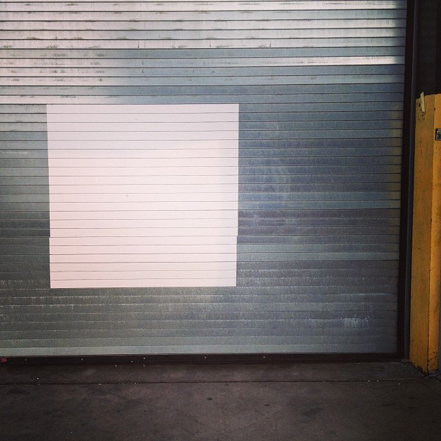 Gowanus minimalism, from our Tumblr