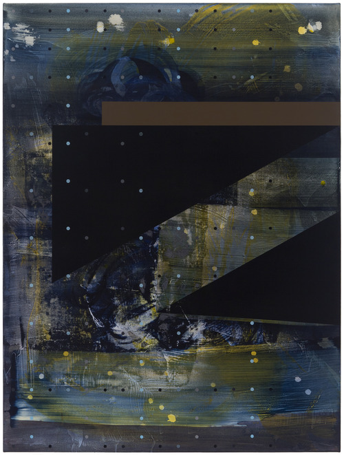 Vince Contarino: Elegy, 2012, Acrylic on Canvas, 48 x 36 inches, courtesy of the TSA Website.