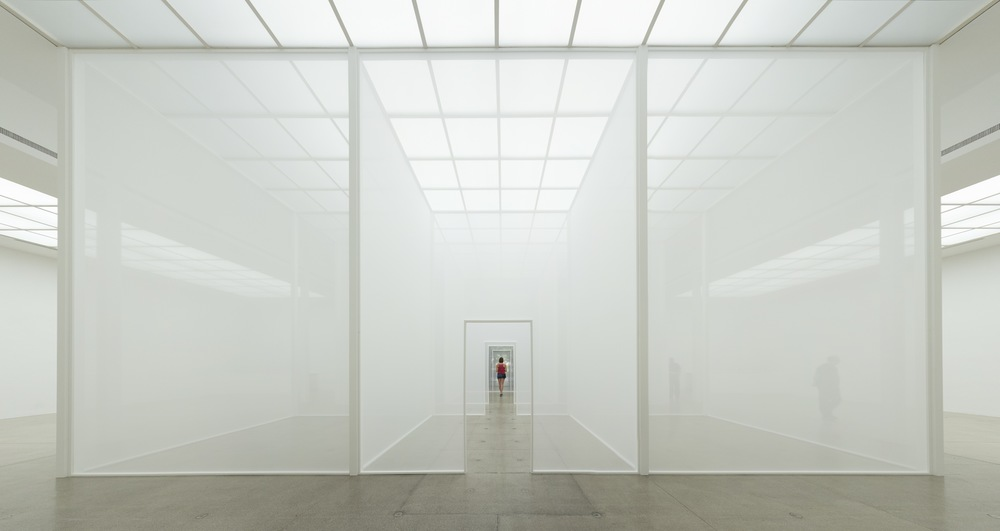 Robert Irwin at Secession via Contemporary Art Daily