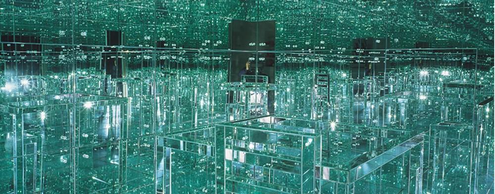 Lucas Samaras Mirrored Room viahttp://www.albrightknox.org