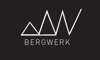 Bergwerk is a small clothing design company. The logo contains several connotations, including the letters B and W, a reference to mountains (Berg in German and the owner's last name), and the sewn zigzag stitch.