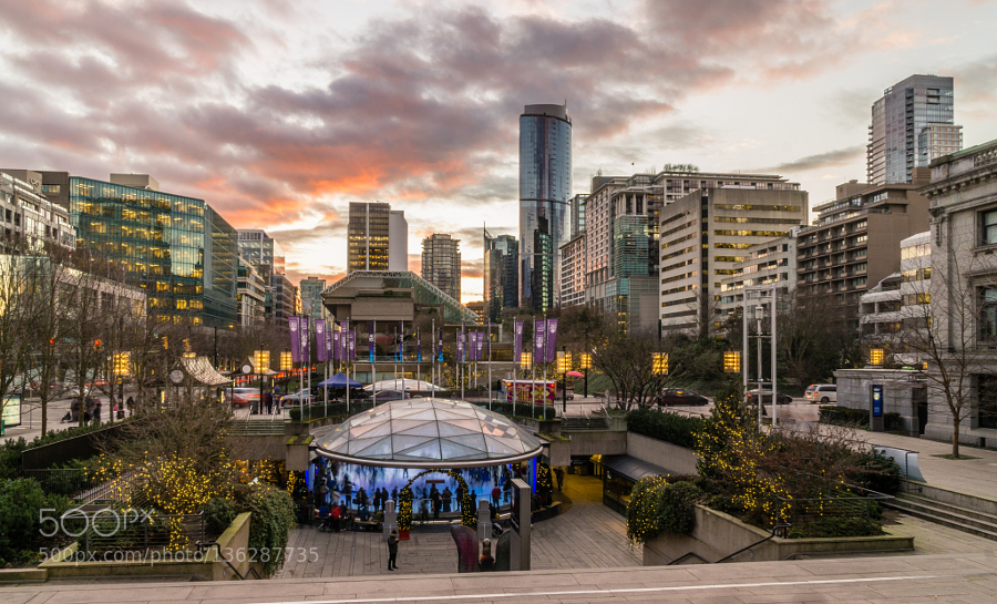 Robson Square