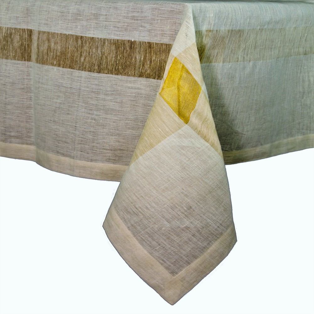 Swarn Bridal Collection In Linen. Swarn Tablecloth ...