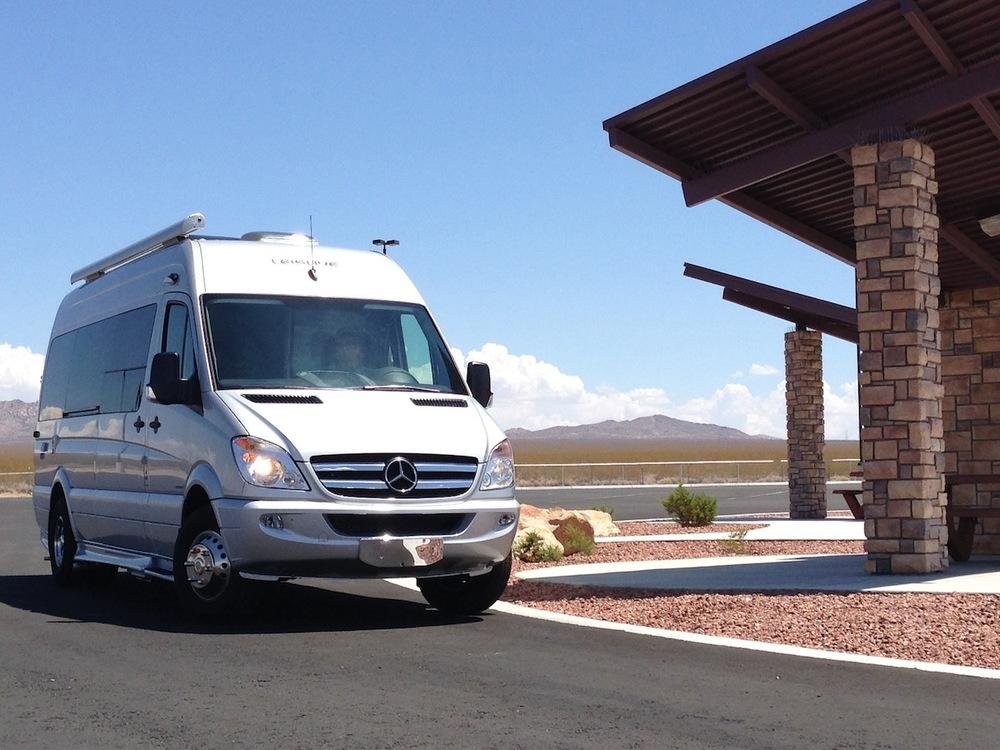Mercedes Sprinter 2014 High-end RV rentals