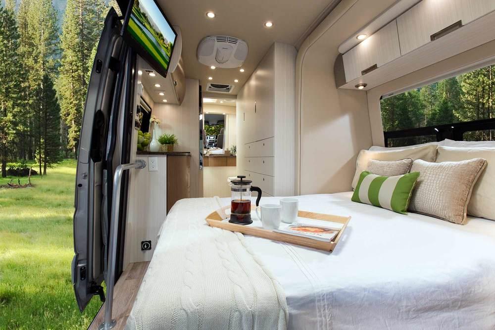 Mercedes Leisure Travel Vans Free Spirit Ss Blissrv
