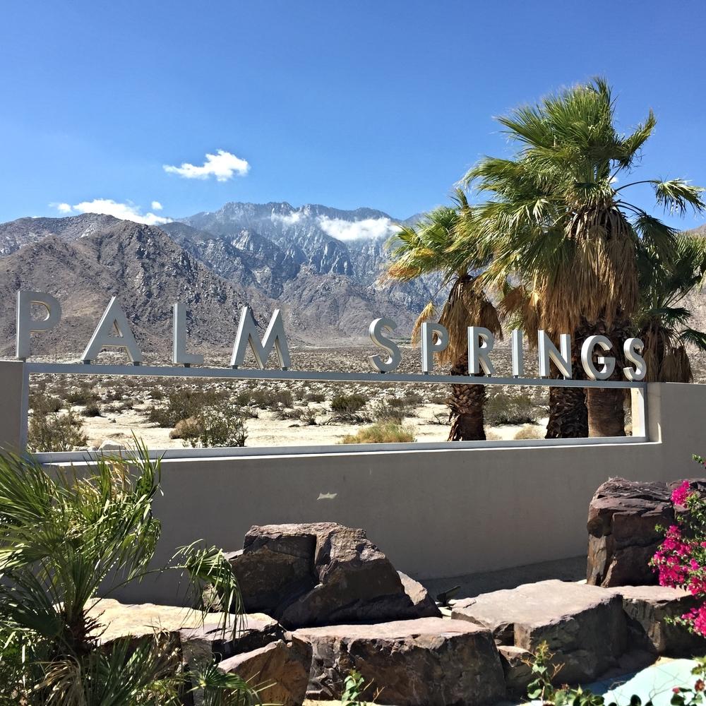 Palm Springs, CA - BlissRV's Home Base